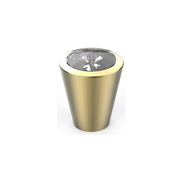 K798 Boss Kristal Düğme